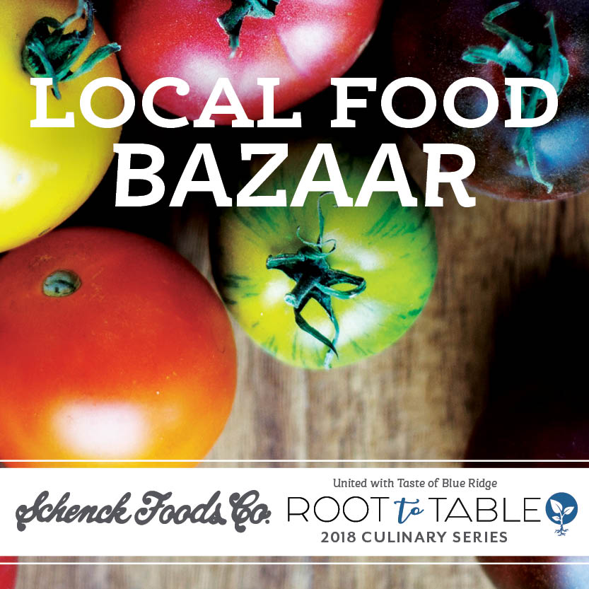 Local Food Bazaar in Shenandoah Valley
